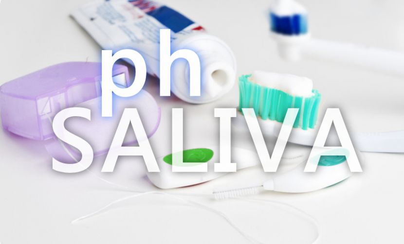 ph saliva caries alcalino